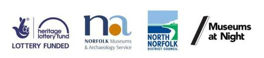 Logos of Victorian Nights funders